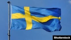 Прапор Швеції ©Shutterstock