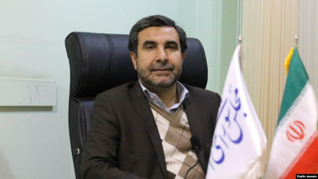File photo - Taqi Kabiri represents Khoy in Iran's parliament and now has to explain why he had more than $200,000 at home.