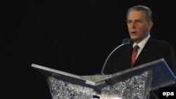 Президент Международного олимпийского комитета Жак Рогг