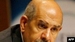محمد البرادعی، مدیر کل آژانس انرژی بين المللی اتمی.(عکس:AFP).