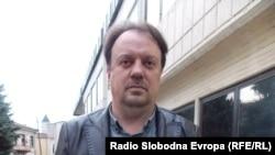Сашо Миленковски, режисер.