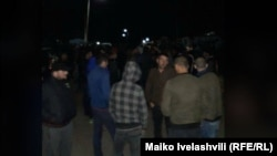 Վրաստան - Ջավախահայերն արգելափակել են վրաց-թուրքական սահմանը, Կարծախ, 29-ը սեպտեմբերի, 2020թ.