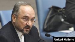 محمد خزاعی، نماینده ایران در سازمان ملل