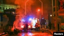 Među stradalima u bombaškim napadima uglavnom su pripadnici policije