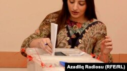 """Azerbaijan -- elections to """"Student Rector"""" at the State University of Economics - 24Feb2015"""