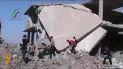 Հալեպում զոհվել են հայազգի մայր ու որդի