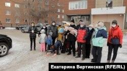 Собственники дома в Иркутске, которых суд принуждает его снести