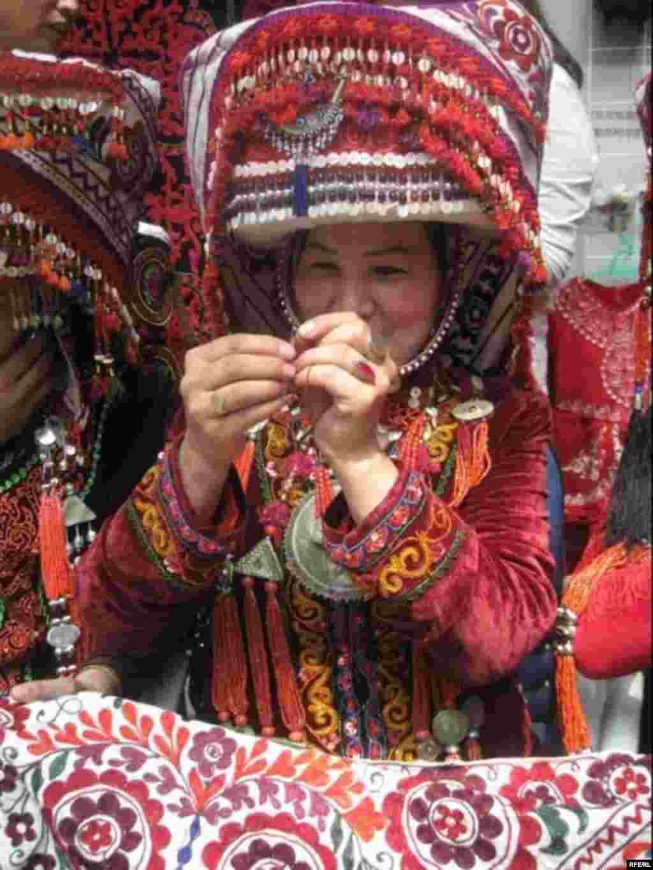 Кытайдагы кыргыз мурастары #4