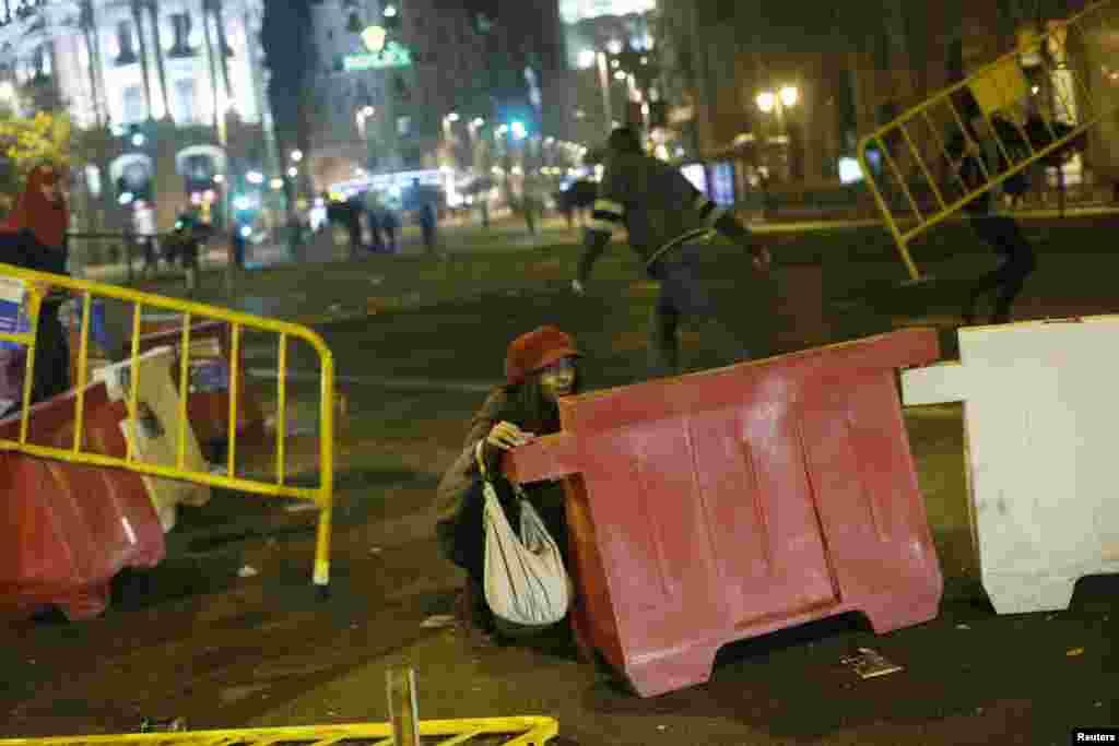 Španjolska, Madrid, 14. novembar 2012. Foto: REUTERS / Susana Vera