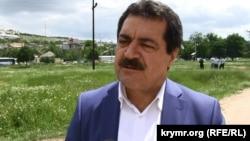 Remzi İlyasov, Qırım «Devlet şurası» reis muavini