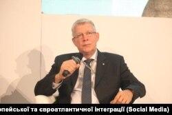 Екс-президент Латвії Валдіс Затлерс