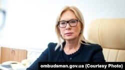 Уповноважений Верховної Ради з прав людини Людмила Денісова