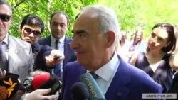 Գալուստ Սահակյան. «ԱԺ նախագահ դառնալու համար երազել պետք չէ»