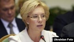 Людмила Денисова, Украинаның әлеуметтік саясат министрі