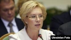 Міністр соціальної політики Людмила Денисова