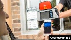 Apple Pay sistemi ilə ödəmə