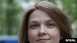 Belarus -- publisher Aliaksandra Dynko