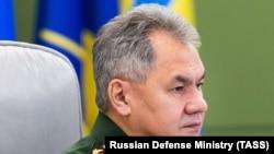 Russiýanyň goranmak ministri Sergeý Şoýgu