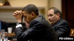 Presidenti Barak Obama (Foto arkivi)