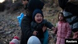 Dyndja e migrantëve nga Turqia në BE