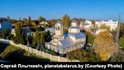 Ільінская царква ў Гомлі