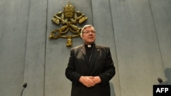 Австралийский кардинал Джордж Пелл, обвиненный в домогательствах.