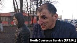 Владикавказские таксисты митингуют в районе Архонского перекрестка