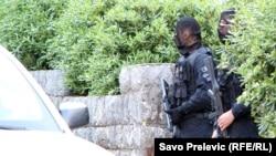 Policija, Kotor