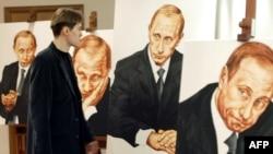 Ду чеҳраи Владимир Путин
