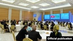 Кыргыз-түркмөн экономикалык форуму. 27-июнь, 2021-жыл.
