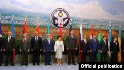 MDB dövlət başçılarının sammiti - 2011
