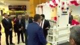 Тақдими таҷҳизоти нави Амрико ба фурудгоҳи Душанбе