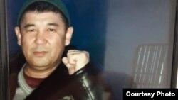 Белсенді Бағдат Бақтыбаев.