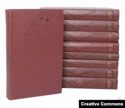 И.Бунин. Собрание сочинений в 9 томах. Москва, 1960-е