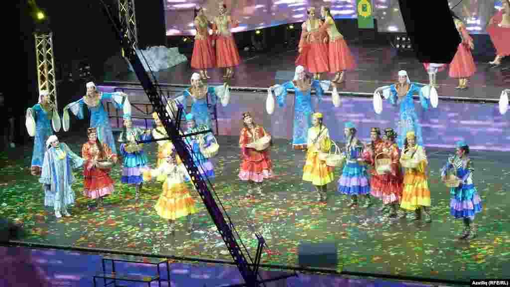 Татарстан дәүләт җыр-бию ансамбле