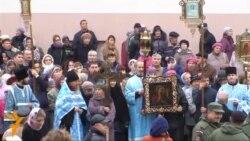 Росія, Татарстан: православна хода в Казані