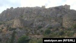 Крепость Сиса - столицы Киликийской Армении, август 2016 г.