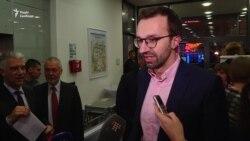 Сергій Лещенко: Гопко ні з ким не ухвалювала рішення про бойкот німецького посла