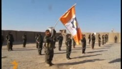 "كرديات إيرانيات ضد ""داعش"""