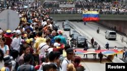 Каракастагы демонстрация. 18-май, 2016-жыл.