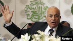 نبيل العربي الامين العام للجامعة العربية