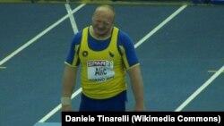 Hamza Alić na jednom od takmičenja, foto: Daniele Tinarelli