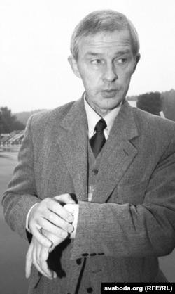 Уладзімер Мацкевіч, фота «Народнай волі»