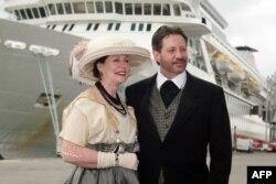 «Balmoral» «Titanik»in marşrutunu təkrarlayacaq