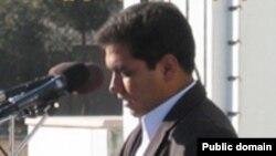 يعقوب مهرنهاد، روزنامه نگار و فعال حقوق مدنی، که به اعدام محکوم شده است.
