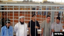 The five members of Jamoai Tabligh stood trial on August 10.