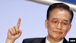 Çinin Baş naziri Ven Tsyabao