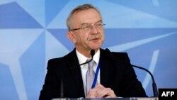 Украинскиот министер за одбрана Ихор Долхов