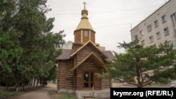 Храм ПЦУ в Евпатории, архивное фото
