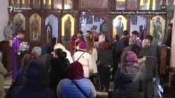 Istočno Sarajevo: Ista kašika za sve vjernike